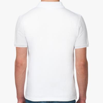 Рубашка поло (белая)