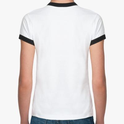 футболка No smoking (жен.)