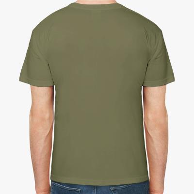 Физтех. мужская футболка