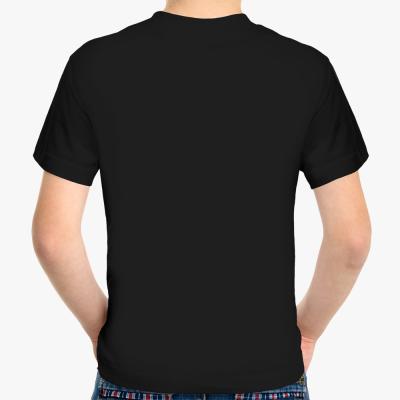 Галстук в ёлочку Дет. футболка