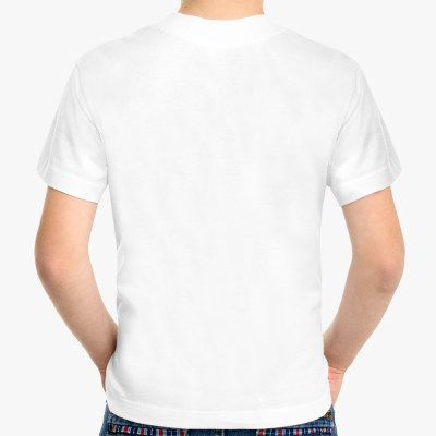 "Детская футболка  ""Птица"""