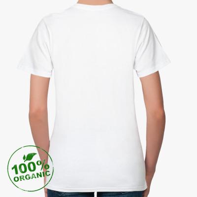 Женская футболка Summer in the City — гирлянда