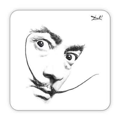 Костер (подставка под кружку) Усы