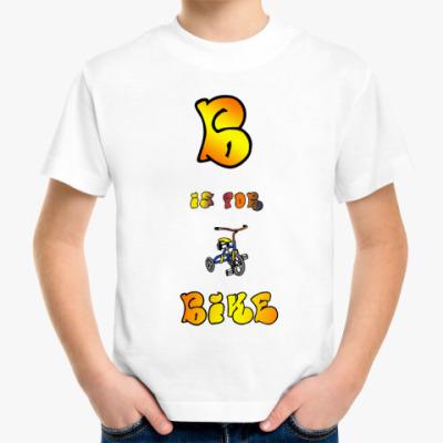Детская футболка Bike!