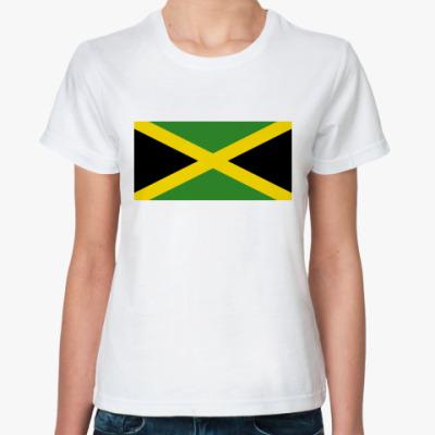 Классическая футболка  Ямайка