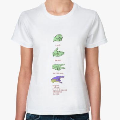 Классическая футболка bonus