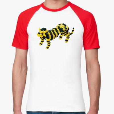 Футболка реглан   'Лего-Тигр'