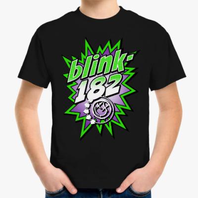 Детская футболка Blink-182
