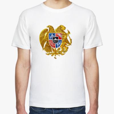 Футболка Герб Армении