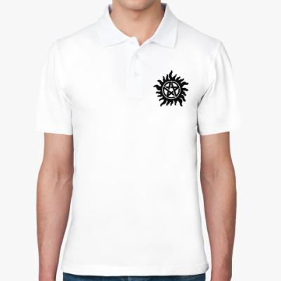Рубашка поло Demon Seal