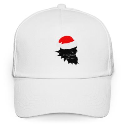 Кепка бейсболка Christmas is coming