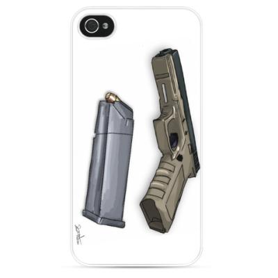 Чехол для iPhone 'Glock 23'