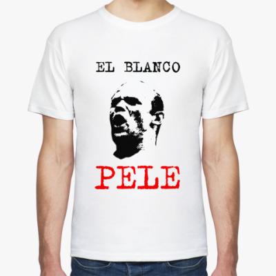 Футболка El Blanco Pele