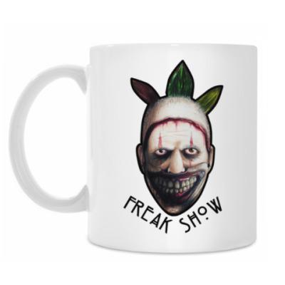 Кружка Freakshow horror clown