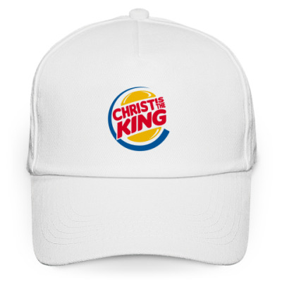 Кепка бейсболка 'Christ is the King'