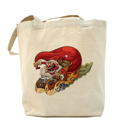 Сумка Crazy Santa