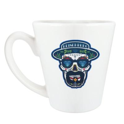 Чашка Латте Color Heisenberg