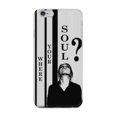 Чехол для iPhone 6 Plus Where your soul?