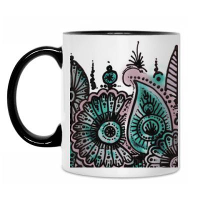 Кружка Утро моря