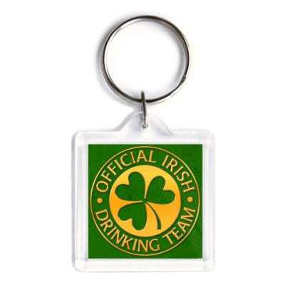 Брелок Irish drinking