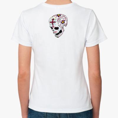 футболка Черепок