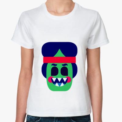 Классическая футболка Ramboo