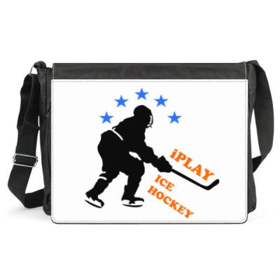 Сумка Я играю в хоккей