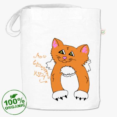 Сумка Мой внутренний кот (Рыжик)