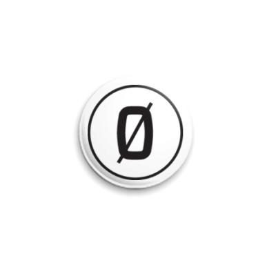 Значок 25мм Лого Киберсекта