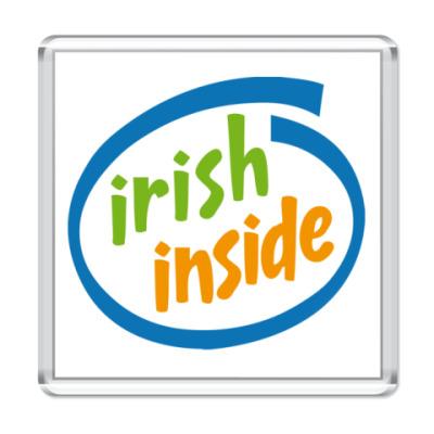 Магнит irish inside