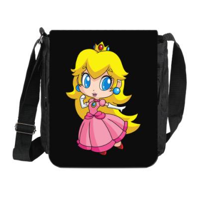 Сумка на плечо (мини-планшет) Super Mario Princess