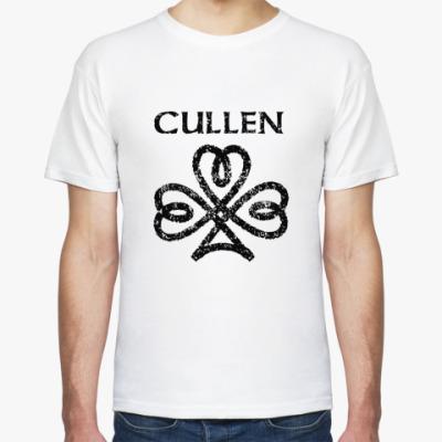 Футболка Cullen sign