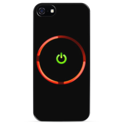 Чехол для iPhone 'Вкл'