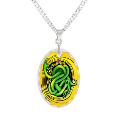 Змеиный медальон Салазара Слизерина