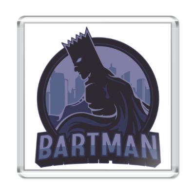 Магнит Bartman