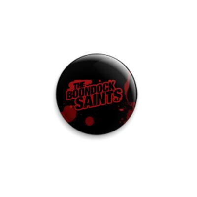Значок 25мм  Boondock Saints (SLA31)