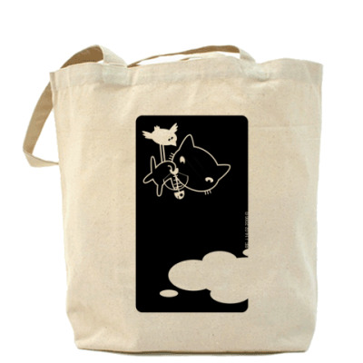 Сумка кошка-амур