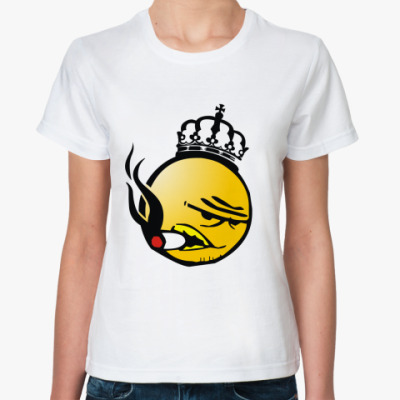 Классическая футболка Brainfucker