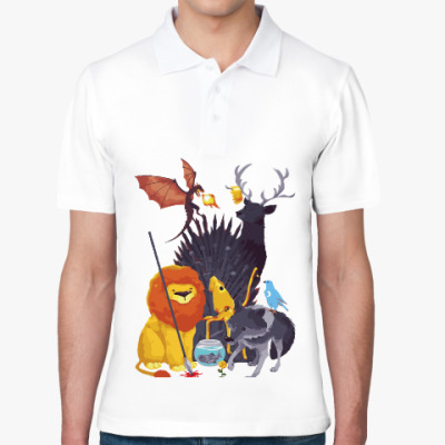 Рубашка поло Добрая Игра престолов