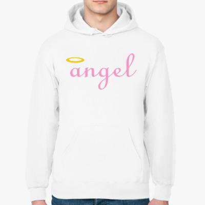 Толстовка худи Ангел