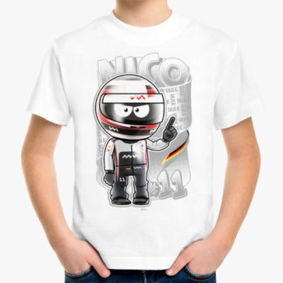 Детская футболка Niko № 11