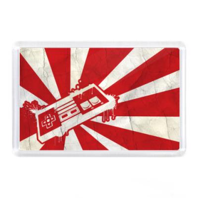 Магнит Флаг Япония
