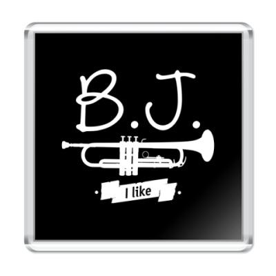 Магнит B.J. I like