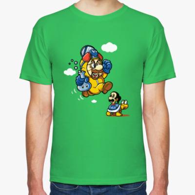 Футболка Heisenberg Mario
