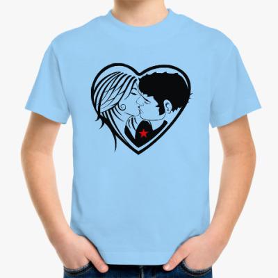 Детская футболка Kiss Forever
