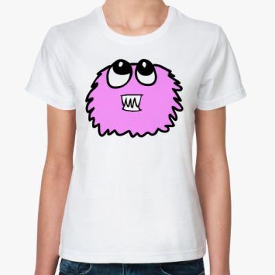 Классическая футболка 'Пушок'