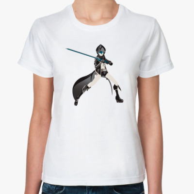 Классическая футболка  Black rock