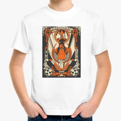 Детская футболка demoman
