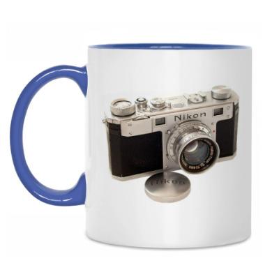 Кружка Фотоаппарат