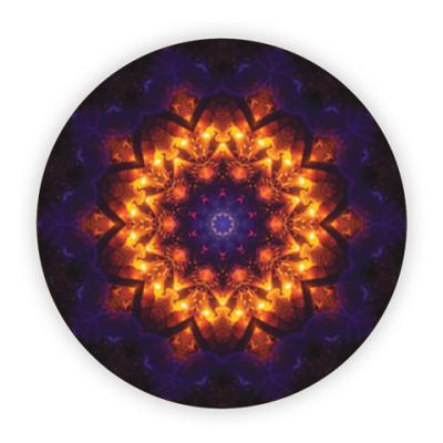 Костер (подставка под кружку) kaleidoscopes